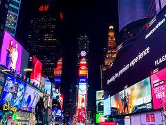 New York一人旅 ①