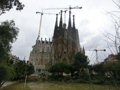 ぐーたらにゃんこの海外旅行記:スペイン~バルセロナその1