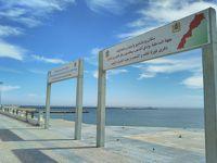 弾丸西サハラ1710  「モロッコとサハラ・アラブ民主共和国が領有権を主張する非自治地域」   ~ダクラ~