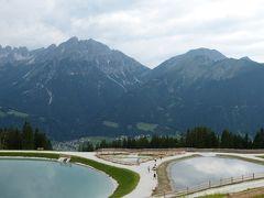 何で私がハイキング? 2016年 オーストリア・スイス 7-2 ミーダース・グラバ滝・フルプメス