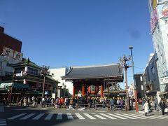 浅草演芸ホールと神谷バー