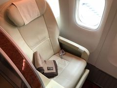 '18 JAL新千歳線搭乗記  羽田ー新千歳 JAL512 ファーストクラス