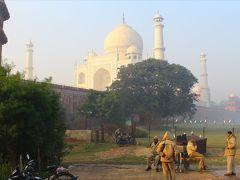 インド普通列車の旅(8)24年ぶりのアグラ
