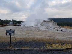 イエローストーン国立公園と南部の旅【イエローストーン国立公園編】