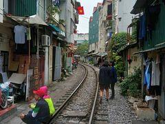 初のベトナム 2018新年:12/30 世界遺産ハノイ市内をUberも使って動き回る