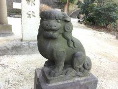 横須賀の海際を歩く