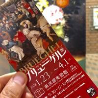 ブリューゲルをたずねる旅~2018年2月上野都美術館