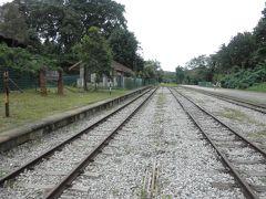 12回目のシンガポールとジョホールバルショッピング・その3マレー鉄道廃線跡と競馬場