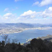 宮島弥山に登る