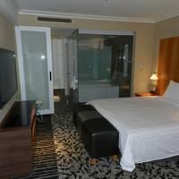 JOECOOLの還暦誕生日記念に『ホテルニューオータニ大阪』のリニューアルされたジュニアスイートルームに宿泊