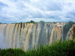 アフリカ大人旅♪NO.3 ヴィクトリアフォールズ・ザンビアとジンバブエの国境を歩いて横断してみた