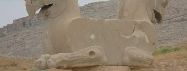 イラン訪問記『アケメネス朝ペルシャの都...