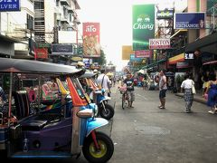 アジア縦横断の旅道中記22《ウボンtoバンコク。カオサン滞在2018。そしてちょこっとバンコク街歩き》