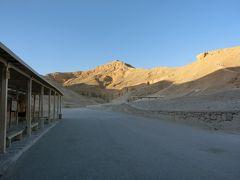 ベストシーズン・冬のエジプト8日間の旅 ⑧ ルクソール