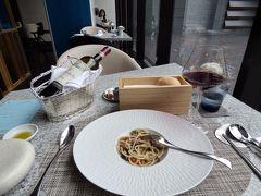 02.イタリアンを楽しむエクシブ湯河原離宮1泊 イタリア料理 マレッタ の昼食
