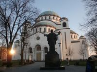 やさしい親日家の国、セルビアへ ロンドン発2泊3日(ベオグラード編)