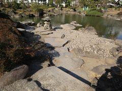 東京墨田区散策・・潮入回遊式の大名庭園、旧安田庭園をめぐります。