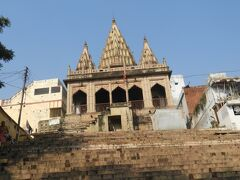 聖都、ヴァラナシのガート探訪 (1)
