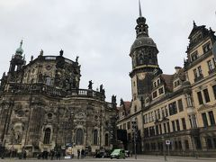 2018,2月 中欧巡りをしてきました。No,3 ドレスデン旧市街観光とアルテ・マイスター絵画館鑑賞編