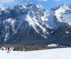 団塊夫婦のスキー&絶景の旅・2018初―(2)ブレンタ・ドロミテの人気スキーリゾート・マドンナ・ディ・カンピリオへ