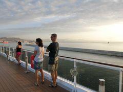 MSCファンタジアによる地中海クルーズ7泊8日(8日目:バルセロナ到着)