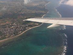 JALPAK、アイランドホッパーin OKINAWA、2日間8フライトツアー、2日目フライト編。