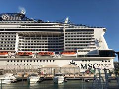 MSCメラビリア号地中海クリーズ ~バルセロナ街歩き&いよいよ乗船!!~
