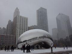 酷寒シカゴ必死の満喫日記 その⑤雪のシカゴ必死の街歩き、晩ご飯難民、そして帰国篇