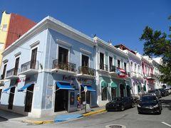 4連休でカリブ海の島めぐり(5) プエルトリコのサンフアン