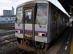 2018年2月おとなびパスの旅8(美祢線前篇)