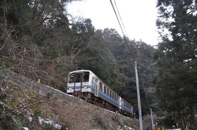 2018年2月16日から18日にかけて、おとなびパスを使って鉄道旅行してきました。<br /> 第一目的は、2018年3月限りで廃止される三江線の駅めぐりをすること、三次でレンタカーを借りました。<br /> 残念ながら、三次-浜原は雪の影響等で運休となっていました(2018年2月24日全線復旧)が、今回は車で回る駅めぐりなので。(笑)<br /> 三江線の駅めぐりPt4、川戸駅からです。