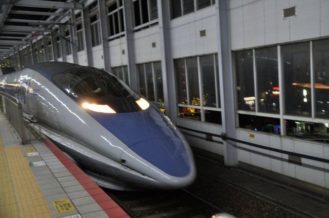 2018年2月おとなびパスの旅7(新山口駅で一泊)