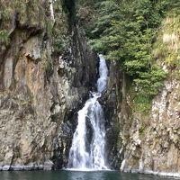 うそぬきの滝自然公園と金山橋(坂井手の滝)を    ☆鹿児島県姶良市