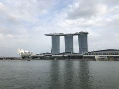 2018年 2月 シンガポールに行って来ました。Part 1 出国~街歩き
