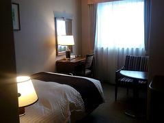 おばさん、娘と札幌・支笏湖温泉へ行く。1日目 ~ホテルマイステイズ札幌アスペン~