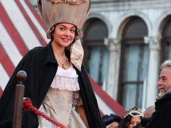 2018 春を告げるイタリア2大カーニバルを見学 (4) Marie