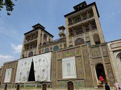 ゴレスタン宮殿(テヘラン:イラン1) 2018.5.2