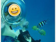 ハワイで家族集合![前編] 初日まさかの二日酔い&海底スクーター体験の巻