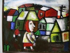 2016年ロシア黄金の環めぐりの旅【第9日目:プリョス2日目】(後編)プリョスの風景美術館~移動派の風景画や現代画家による変容された風景画