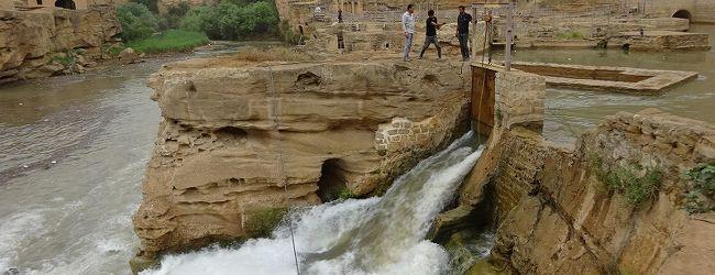 アフヴァーズ近郊の世界遺産(イラン8)...