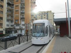 2016inverno Palermo #5 Tram復活