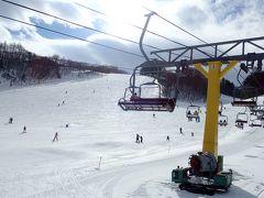 かたしな高原スキー場2018冬<SLなかった・雪はあった>