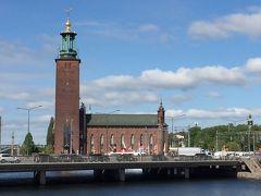 マイルで北欧旅行  No7 ストックホルム編 市庁舎見学ツアーに参加