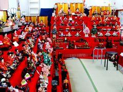 日本標準時子午線の真上に建つ明石市立天文科学館~大蔵町の1,000体のひな人形!