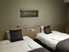 京都出張、ホテルアップグレード
