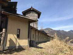 静岡県の城跡巡り:高根城跡