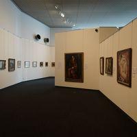 池田20世紀美術館でルノワール、田中保「裸婦」などを見る。