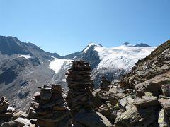 バックパッカーハイキングー2 2017年 ドイツ・オーストリア・イタリアドロミテ 8-1トップオブチロル・ペールヨッホ・シュルゼナウヒュッテ・グラバ滝
