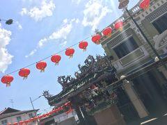 10年振りのペナン島【第2日目】寺院&ハードロックカフェ(笑)