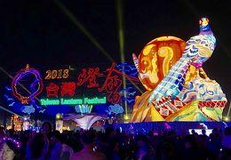 台湾燈會@嘉義①2018.3月ランタンフェスを見尽くす旅!